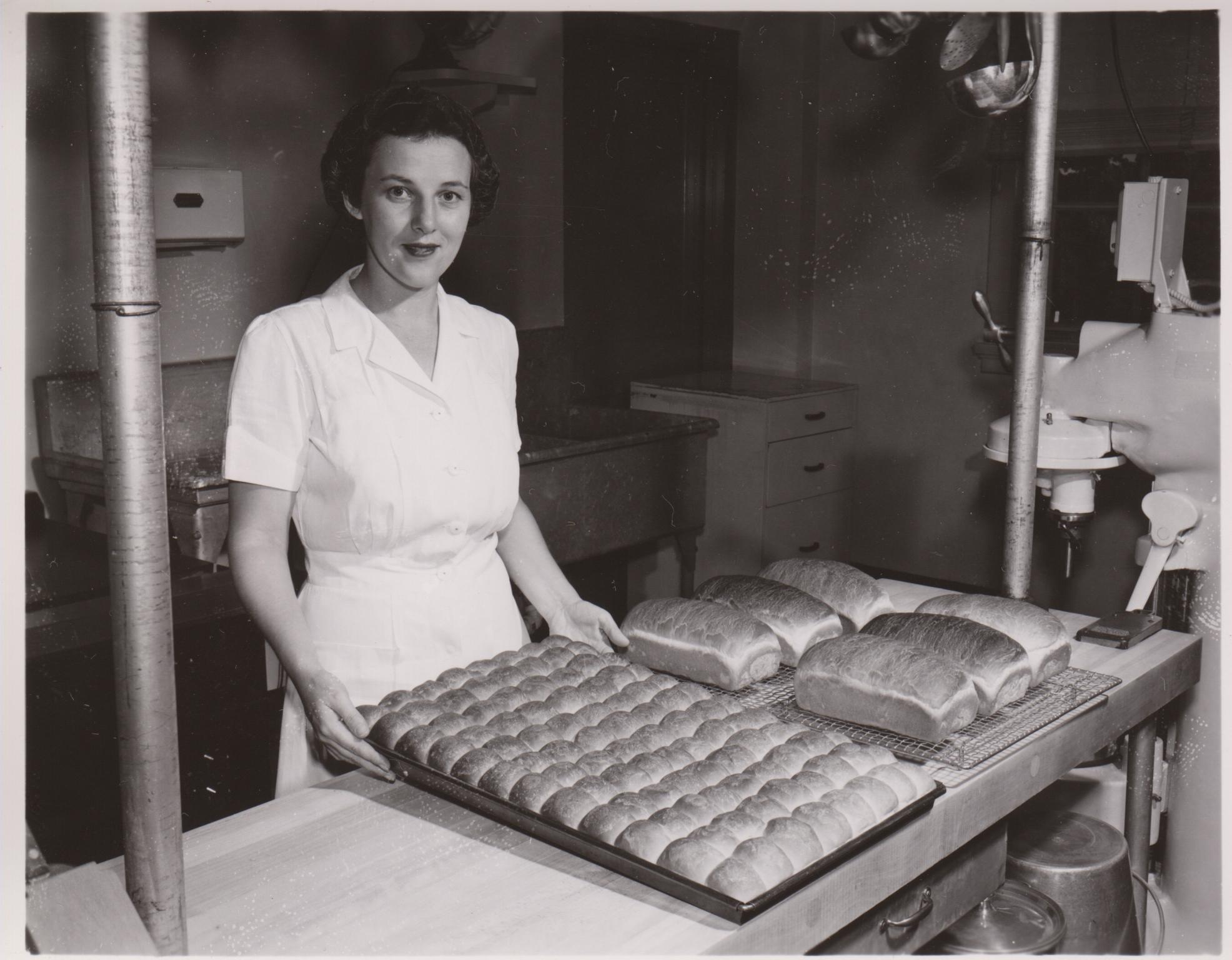 Breadmaking 1949 06