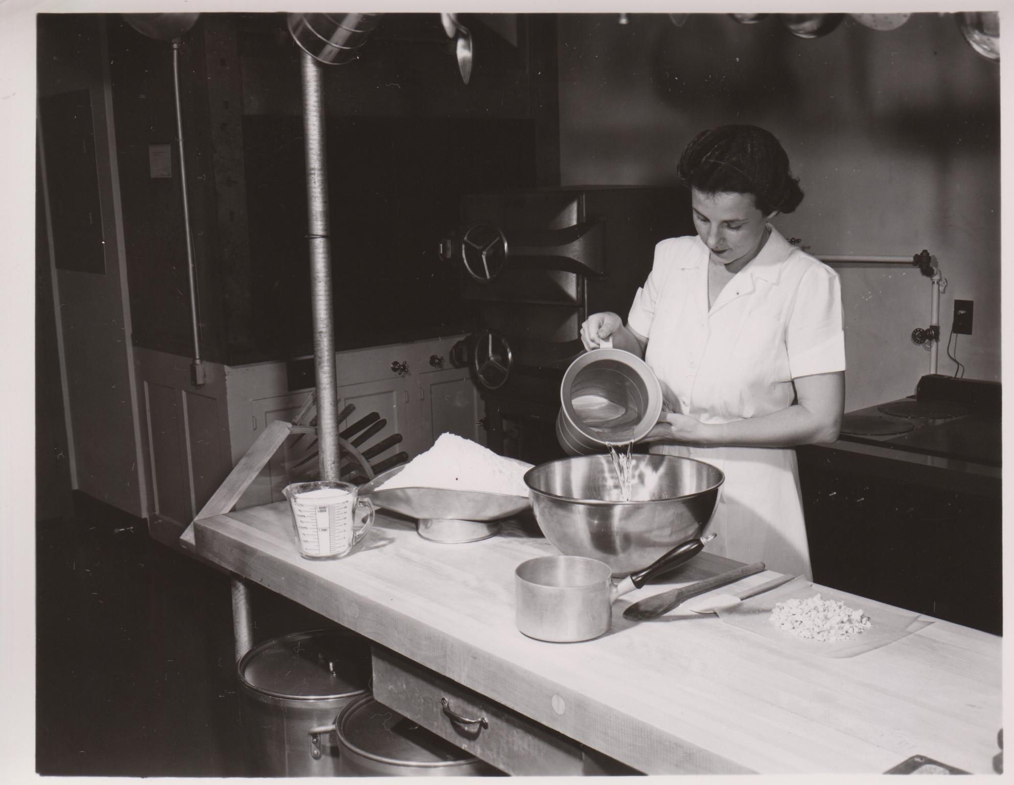 Breadmaking 1949 07