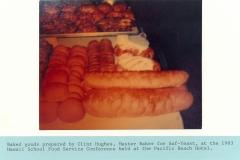 Baked Goods 1983
