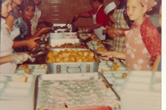 Mokapu Elementary Cafeteria
