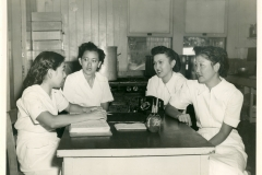 Oahu Cafeteria Managers 1949