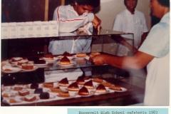 Roosevelt High School 1983
