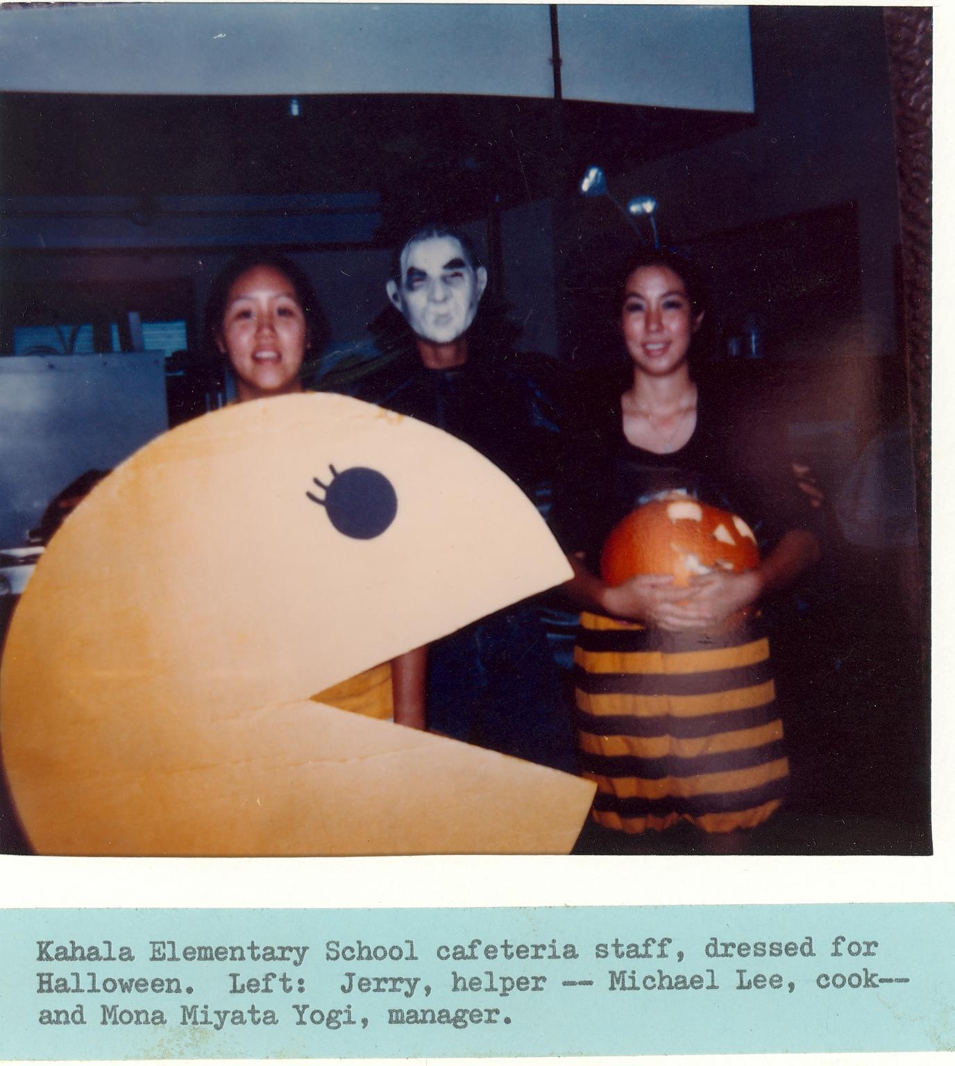 Kahala Elementary Halloween