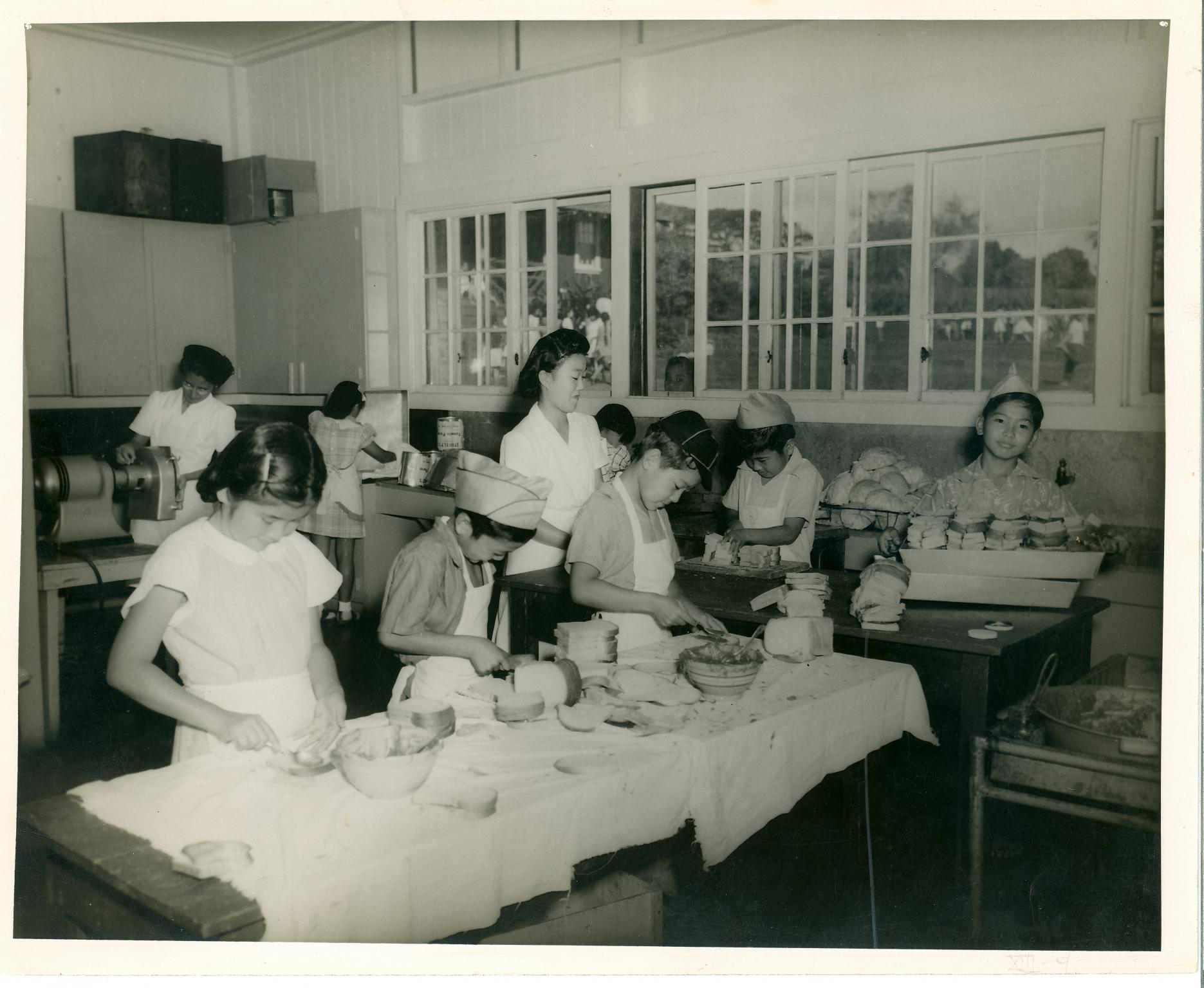 Maui Cafe 1947