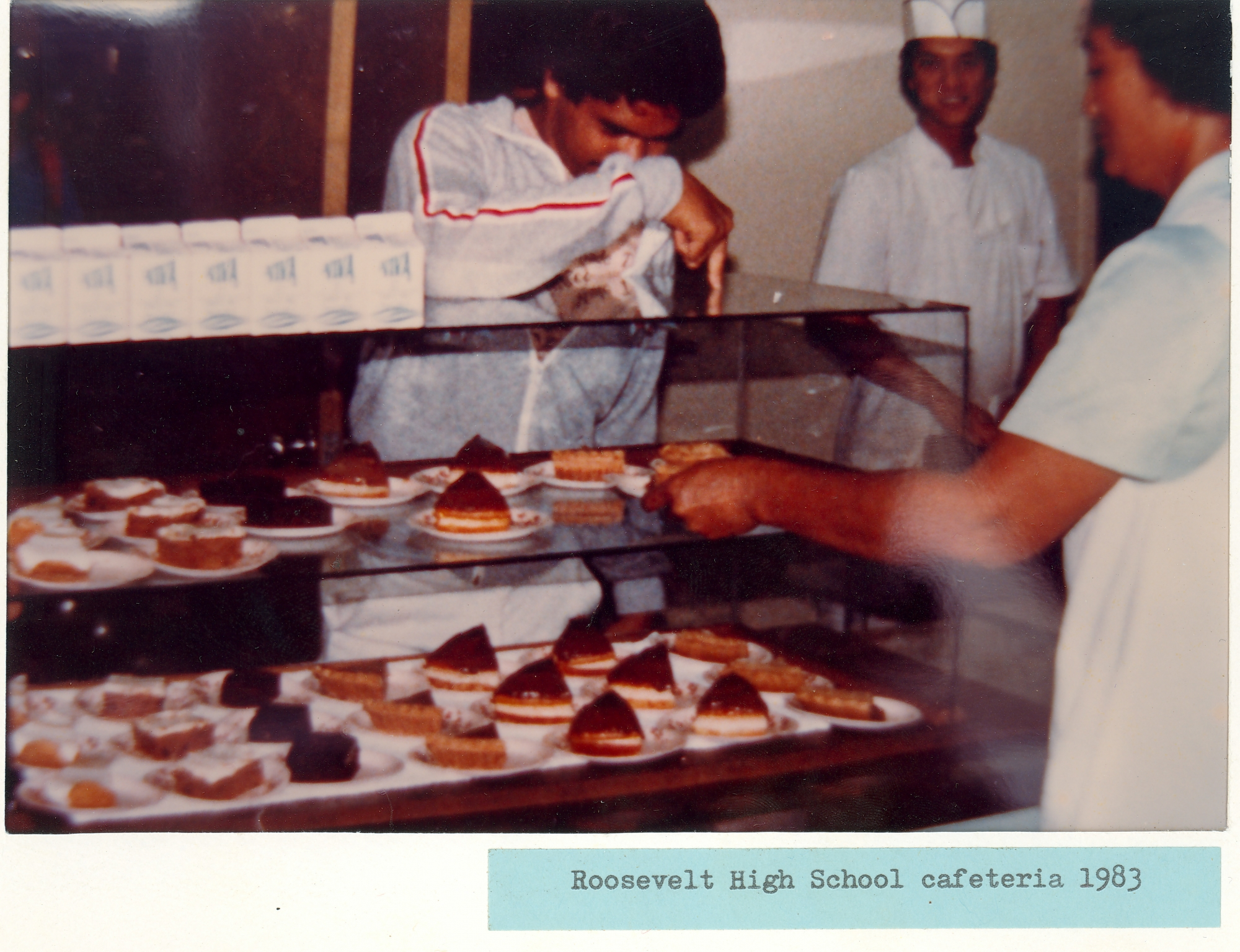Roosevelt High School 1983