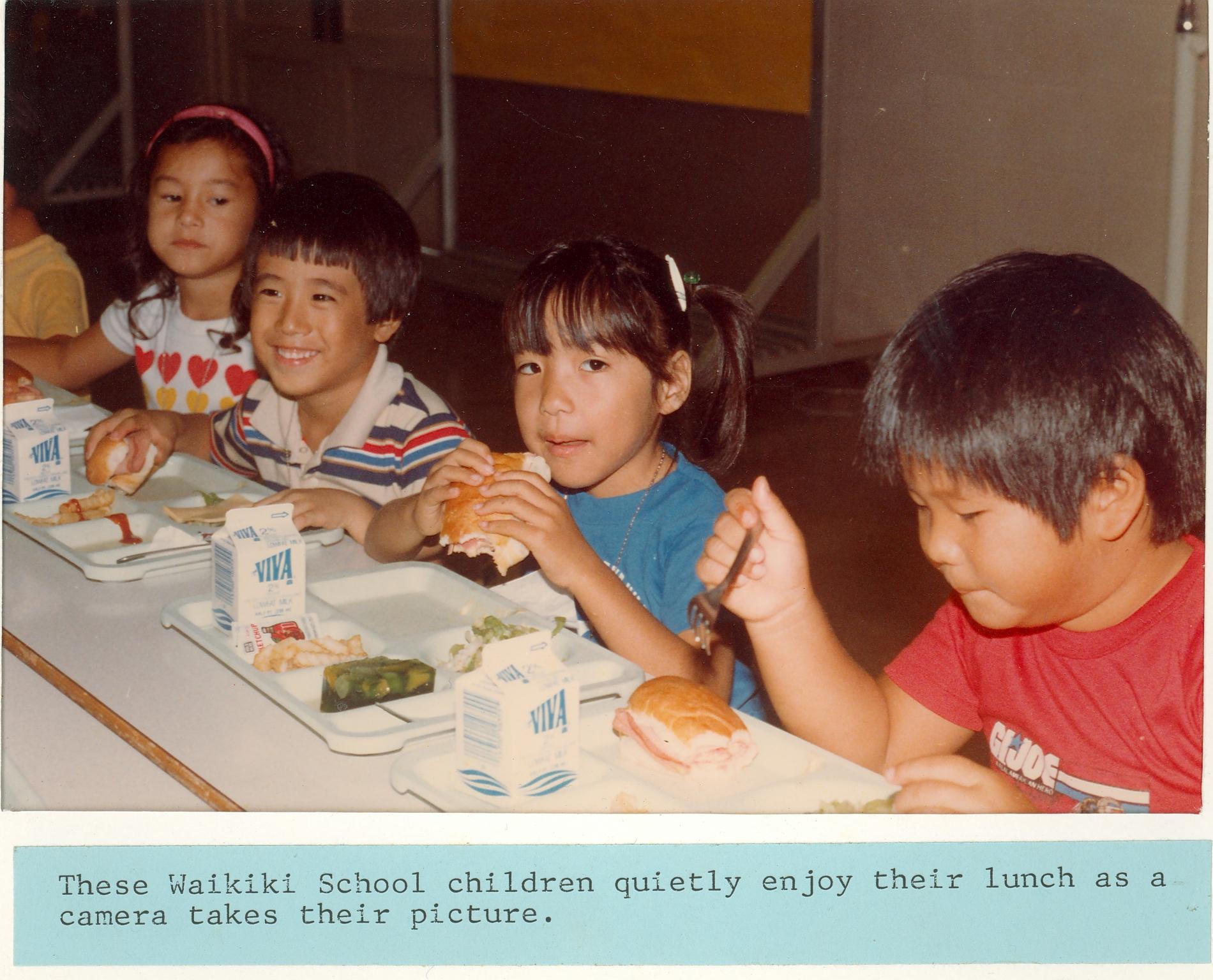Waikiki Schoolchildren