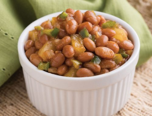Baked Beans With Canned Vegetarian Beans USDA Recipe for Schools