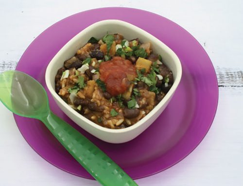 Black Beans With Plantains USDA Recipe for Child Care Centers