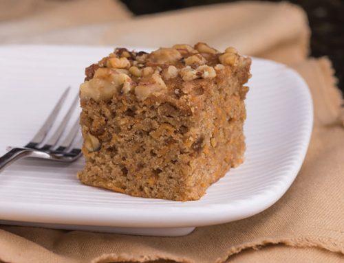Sweet Potato Bread Squares USDA Recipe for Child Care Centers