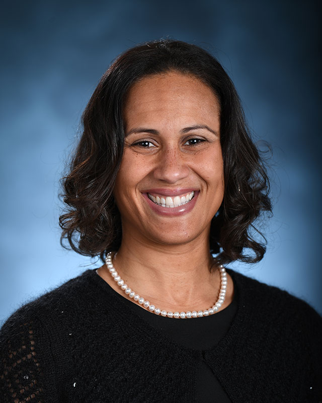 Aleshia Hall-Campbell, PhD, MPH Executive Director