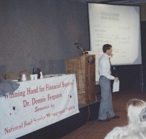 Dr. Dennis H. Ferguson