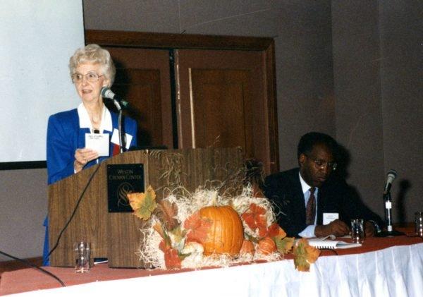 Dr. Josephine Martin