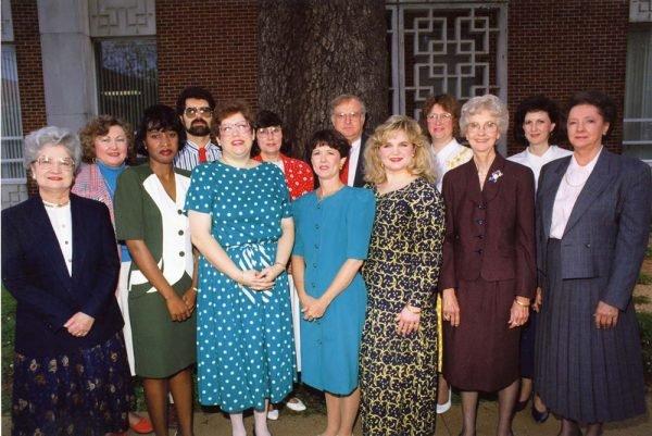 NFSMI Staff 1992