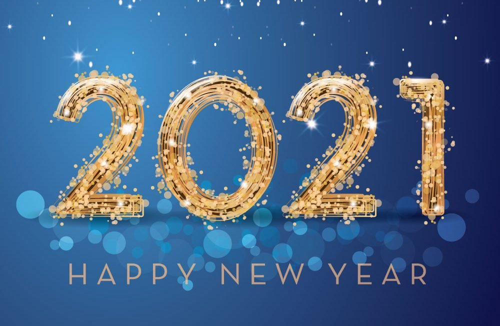 Sparkly New Year Image