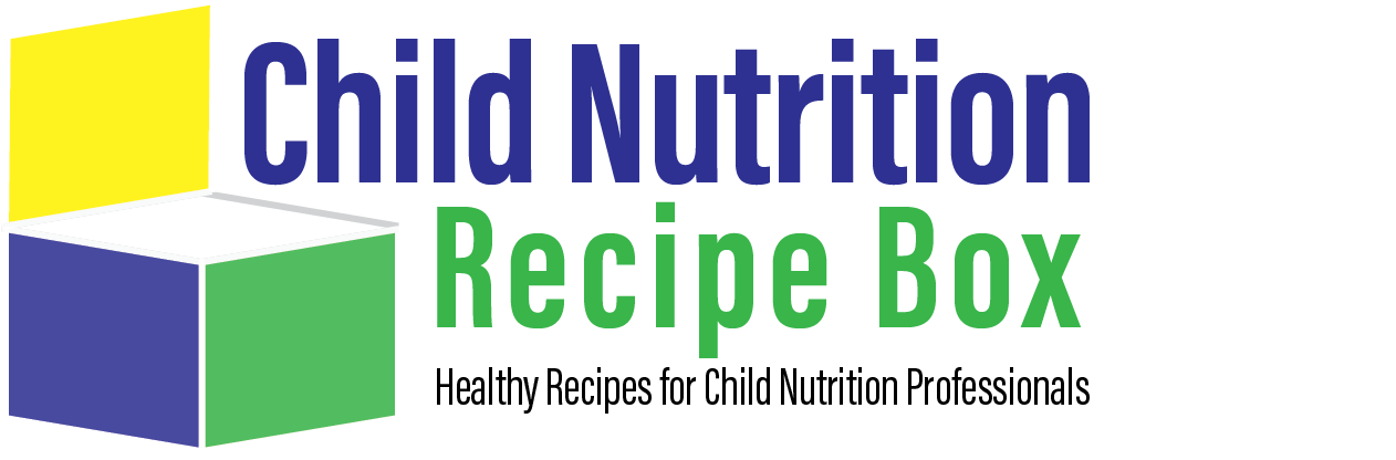 Child Nutrition Recipe Box Logo